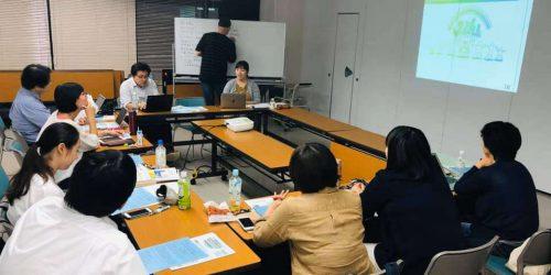 第4回勉強会報告。事例報告はとちぎコミュニティ基金の大木本さん